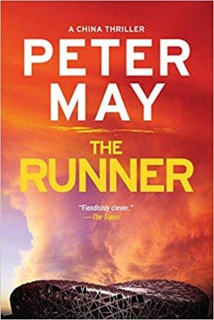 The Runner - china thriller - 9781681440774 -