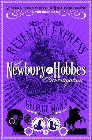 The Revenant Express - titan books - 9781781160060 -
