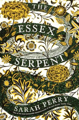 The Essex Serpent - serpents tail - 9781781255452 -