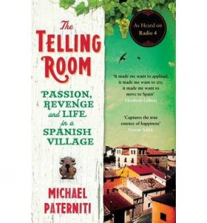 THE TELLING ROOM  - canongate books - 9781782112792 -