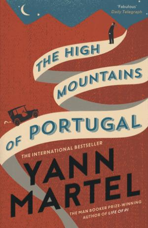 THE HIGH MOUNTAINS OF PORTUGAL  - canongate books - 9781782114741 -