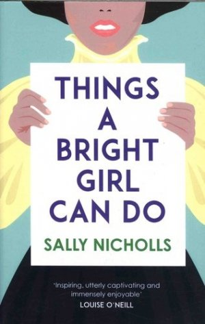 Things a Bright Girl Can Do - andersen press - 9781783446735 -