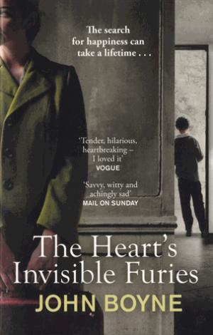 Heart's Invisible Furies - swan - 9781784161002 -