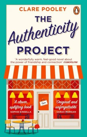 The Authenticity Project - black swan - 9781784164690 -