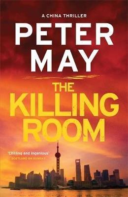 China Thriller 3: The Killing Room - riverrun - 9781784291686 -