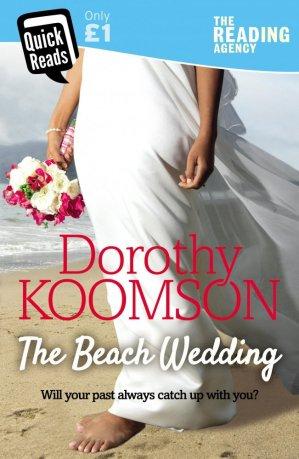 THE BEACH WEDDING  - arrow - 9781784756383 -