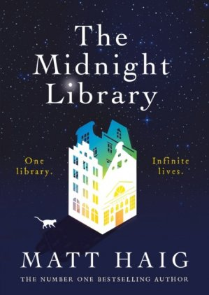 The Midnight Library - canongate books - 9781786892720 -
