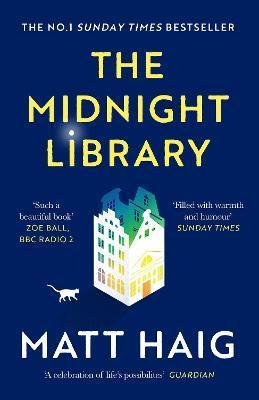 The Midnight Library - canongate books - 9781786892737 -