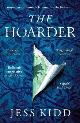 The Hoarder - canongate books - 9781786899842 -