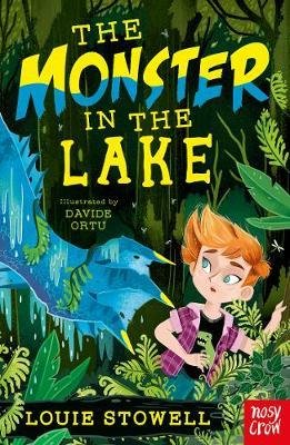 The Monster in the Lake - Nosy Crow - 9781788000451 -
