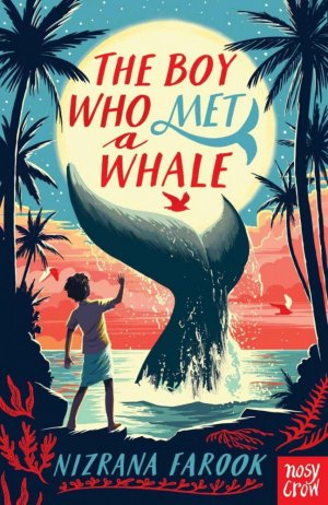 The Boy Who Met a Whale - nosy crow - 9781788009430 -