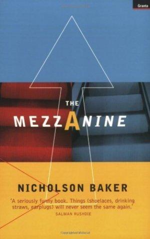 The mezzanine - granta books - 9781862070981 -