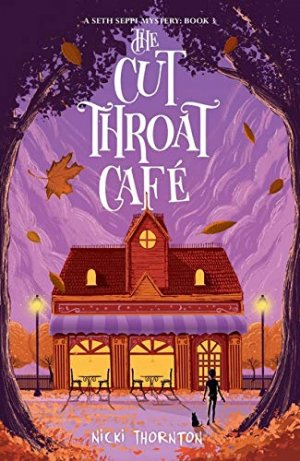 The Cut-Throat Cafe - chicken house - 9781912626601 -