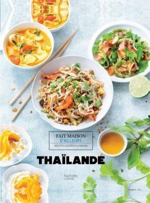 Thaïlande - hachette - 9782017089285 -