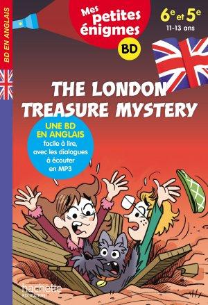 TheLondon Treasure Mystery 6e-5e - hachette - 9782017865551 -