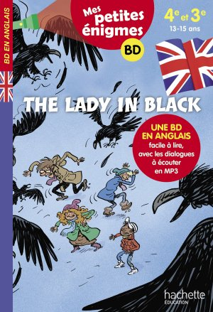 The lady in black 4e-3e - hachette - 9782017865575 -