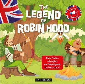 The legend of Robin Hood - larousse - 9782035919557 -