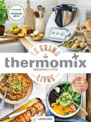 Thermomix généraliste - Larousse - 9782035991058 -