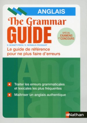 The grammar guide 2019 - nathan - 9782091650319 -