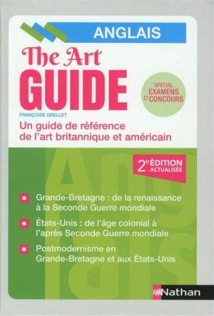 The art guide : un guide de référence de l'art britannique et américain - nathan - 9782091651033 -