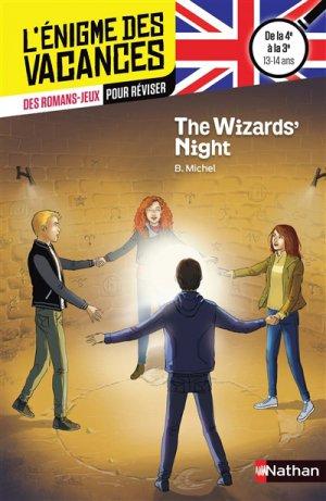 The wizards night 4e-3e - nathan - 9782091932798 -
