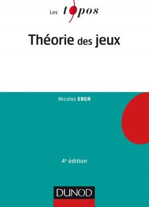 Théorie des jeux - dunod - 9782100759736 -