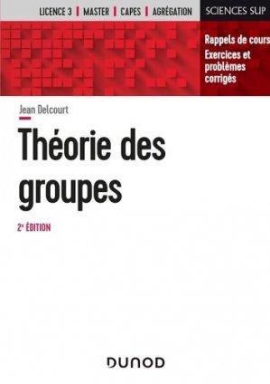 Théorie des groupes - dunod - 9782100807819 -