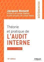 Théorie et pratique de l'audit interne - Eyrolles - 9782212568554 -