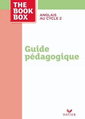 The Book Box : Guide Pédagogique avec Fiches Photocopiables - hatier - 9782218938252 -