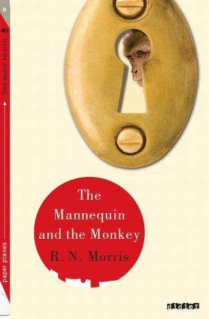 The Mannequin and the Monkey - Livre + mp3 - didier - 9782278069606 -