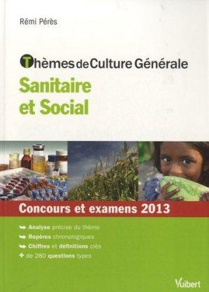 Thèmes de Culture générale - vuibert - 9782311011340 -
