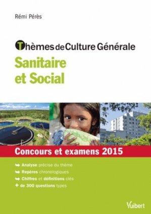 Thèmes de Culture générale - vuibert - 9782311202090 -