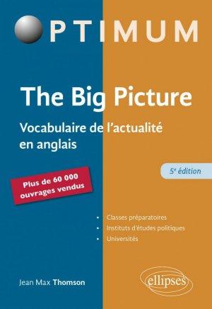 The Big Picture - 5e édition - ellipses - 9782340040243 -