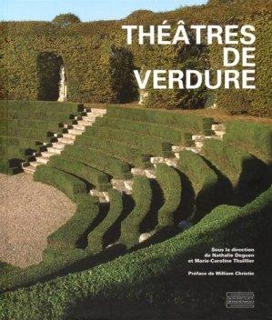 Théâtre de verdure - gourcuff gradenigo - 9782353402274 -