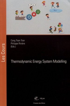Thermodynamic Energy System Modelling - ecole des mines - 9782356715814
