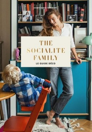 The socialite family-marabout-9782501113304
