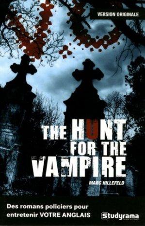 The hunt for the vampire - Studyrama - 9782759007196 -