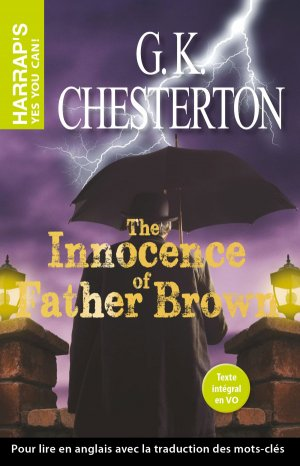 The innocence of father Brown - harrap's - 9782818704455 -