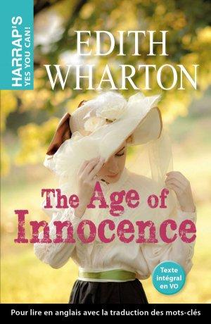 The age of innocence - harrap's - 9782818706589 -