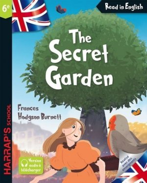 The Secret Garden - Harrap's - 9782818706930 -