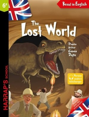 The lost World - Harrap's - 9782818707388 -