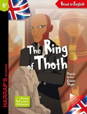 The Ring of Thoth - Harrap's - 9782818707418 -