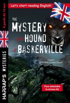 The Mystery of the Hound of Baskerville - harrap's - 9782818707456 -