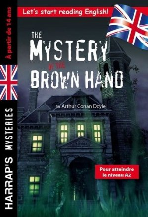 The Mystery of the Brown Hand - harrap's - 9782818707463 -