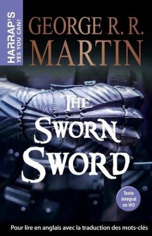 The Sworn Sword - harrap's - 9782818708118 -