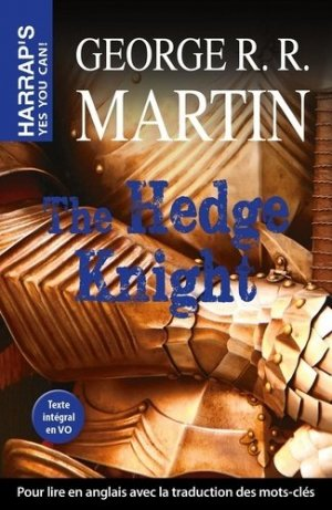 The Hedge Knight - larousse - 9782818708415 -