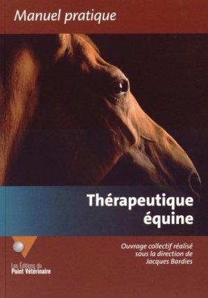 Thérapeutique équine - du point veterinaire - 9782863263488 - https://fr.calameo.com/read/000015856c4be971dc1b8