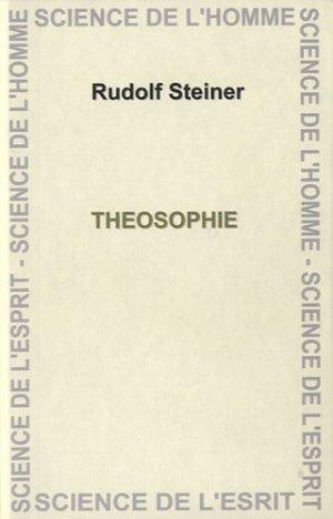 Théosophie - Anthroposophiques Romandes - 9782881890376 -