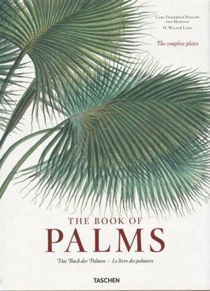 The book of palms  Le livre des palmiers - taschen - 9783836566148