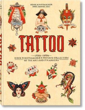 The Tattoo Book - taschen - 9783836569354 -